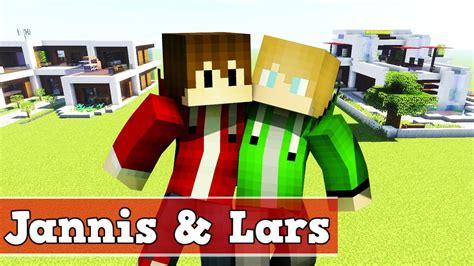 Modernes Haus Minecraft Jannis Gerzen by Jannis Gerzen Und Lars Lets Plays Wie Baut Ein