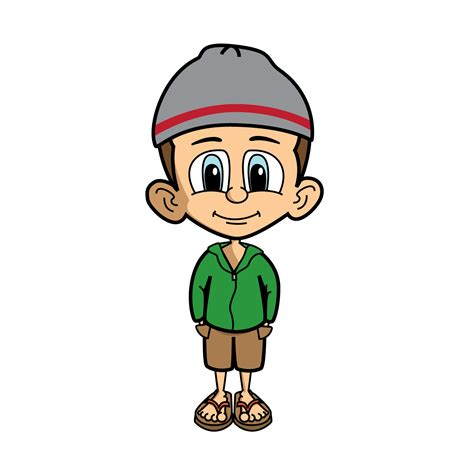 otoons custom cartoon character design illustration