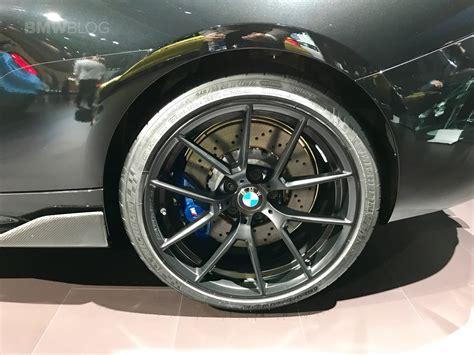 bmw m2 763m wheels 2017 nyias bmw m2 shows new 763m style wheels
