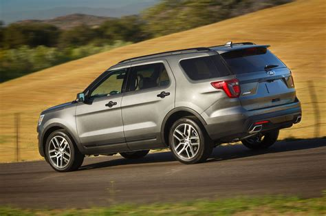 ford explorer one week with 2016 ford explorer platinum