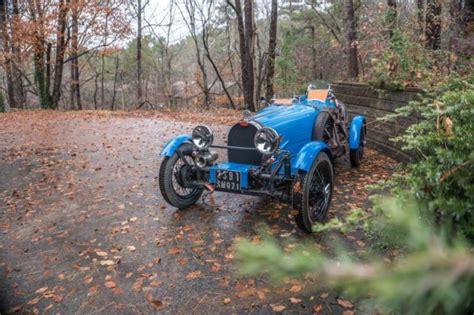 A modern replica of he most desirable sport racing car of the roaring 20's. 1927 Bugatti Type 35 Replica Kit Car 35B / 37A - Like ...