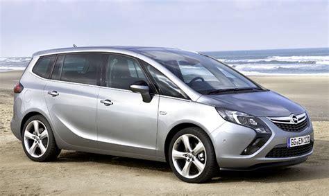 Opel Zafira Tourer saņem kluso 120 ZS dīzeli - Auto ...
