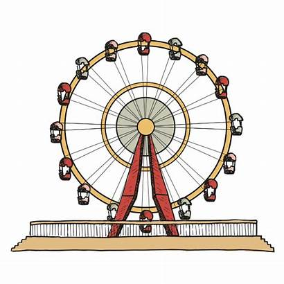 Sticker Fun Circus Roda Giphy Gigante Circo