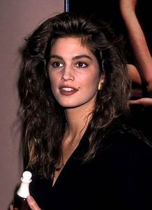 This Weeks Makeup Inspiration Cindy Crawford 90s