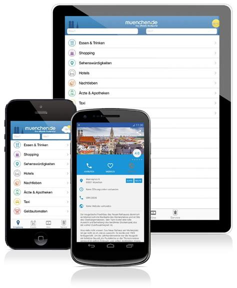 iphone apps for android munich app for iphone and android