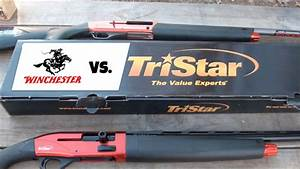 Tri Star Shotgun Diagram