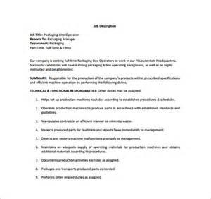 Machine Operator Duties And Responsibilities Resume by Machine Operator Description Cv Heavy Equipment Operator Foreman Machine Operator Duties