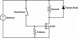 Power Supply   Solenoid Circuit