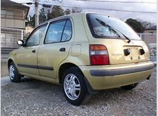 19969 Nissan March K11 IZF for sale, Japanese used cars