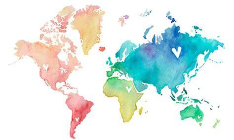 Resultado de imagen para mapa del mundo tumblr Mapa