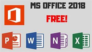 How To Download Microsoft Office 2019 Full Version For Free  Direct Download