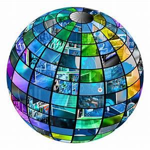 Sphere Of Binary Code Stock Image  Image Of Communication