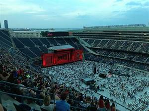Soldier Field Section 430 Concert Seating Rateyourseats Com