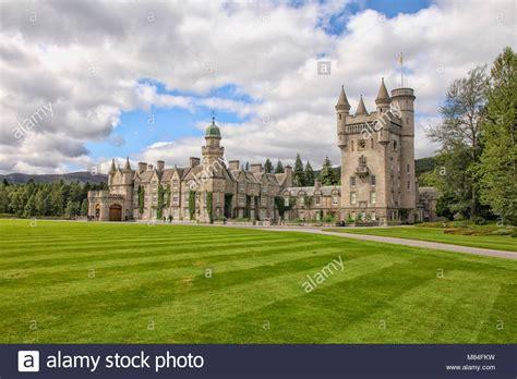 ferienhaus in schottland balmoral castle in schottland ferienhaus der britischen k 246 nigsfamilie stockfoto bild