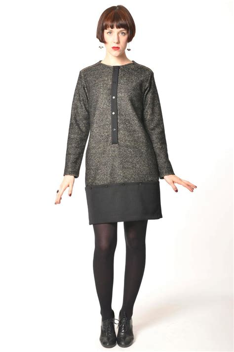the kooples siege robe longue automne hiver 2013