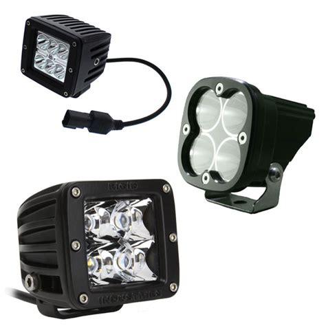 polaris ranger lights ranger led light bar side by