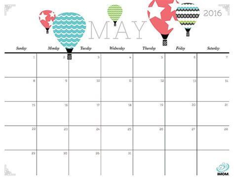 cute crafty printable calendar sky calendar