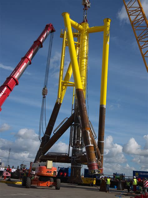 demonstration projects feature innovative offshore wind