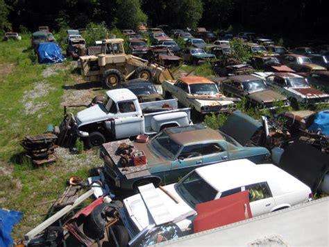 Car Dump Yard Near Me by Classic Car Junk Yards 4dhespym Kendale Truck Parts