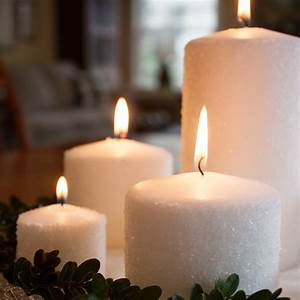 diy, frosted, candles