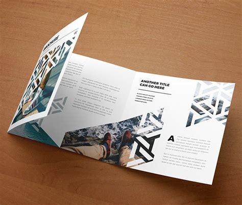 3 Fold Brochure Template Psd