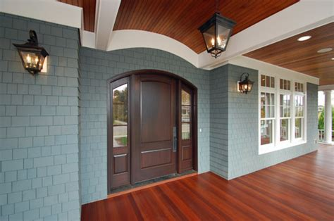 Stained Beadboard Porch Ceiling : Stained Beadboard Ceiling Porch