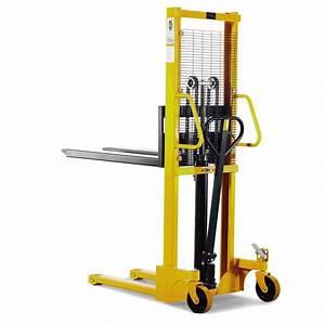 Standard Manual Hydraulic Stacker Sfh