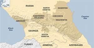 North Caucasus: Guide to a volatile region - BBC News