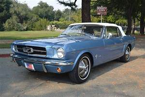 Pre-Owned 1965 Ford Mustang 64.5 Convertible Gorgeous Car New Top New Parts in San Jose #AM4037 ...
