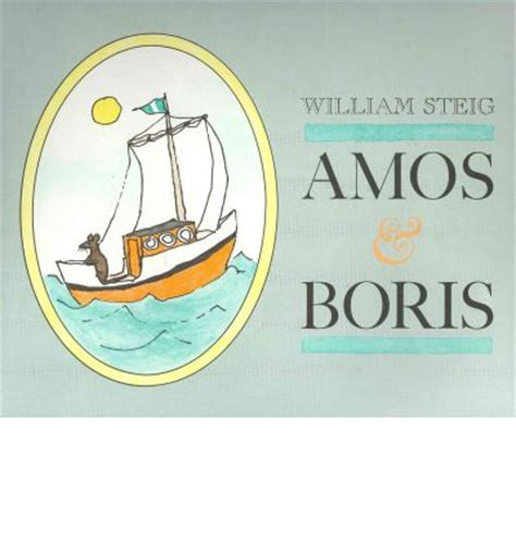Amos & Boris  William Steig 9781846145254