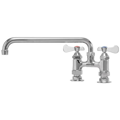 Dormont Faucets by Dormont Lff Dst4 S12s Hydro Deck Mounted Faucet With