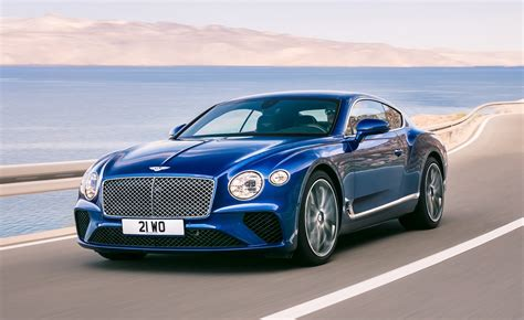 Bentley Continental Backgrounds by Bentley S New Continental Gt Is A Complete Re Imagining
