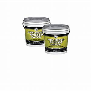 DAP 1 Gal. Pre Mixed Stucco Patch (2 Pack) 203903 on PopScreen