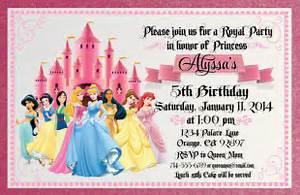 Create Invites Online Free Printable Scroll Disney Princess Free Printable Birthday