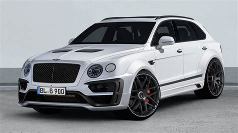 bentley suv behold the bentley bentayga wide body thetoptier