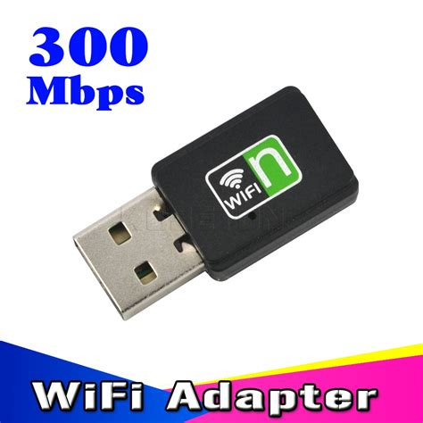 carte wifi pc bureau arrival mini 300mbps wireless card usb router