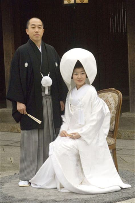 Traditional Japanese Wedding Dress by Japanese Wedding Traditions Symbolize Purity And