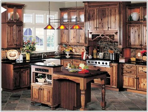 rustic kitchen furniture diy painted rustic kitchen cabinets cabinet home