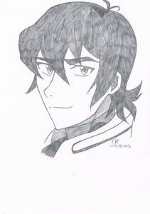 Voltron Drawing