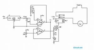 Temperature Based Fan Controller