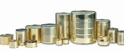 Metal Cans Canned Sarten Gida Tr Mm