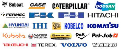 mini excavator brands  thumb attachments fit wwwminiexcavatorthumbscom