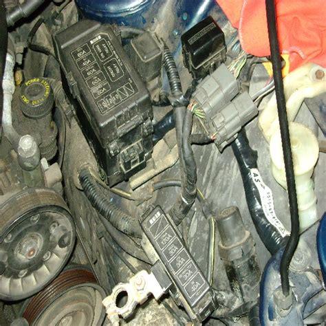 Fc Rx7 Fuse Box by Car Blows Egi Fuse Rx7club Mazda Rx7 Forum