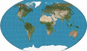 What Are The Different Types Of Map Projections