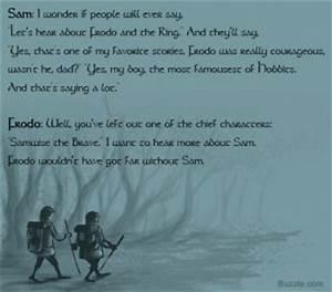 Treebeard Quote... Frodo Elvish Quotes