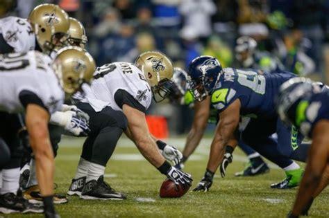 pick seahawks host saints  nfc playoffs