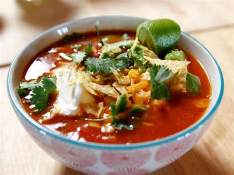 slow cooker mexican chicken soup recipe ree drummond