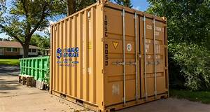 Temporary, Storage, Containers