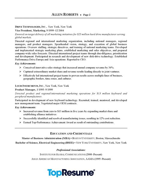 Ceo Resume by Sle Ceo Resume Page Beautiful Ceo Resumes
