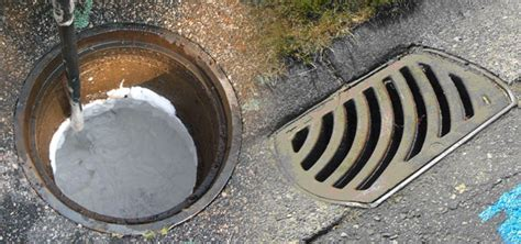 sanitary sewer storm drain whats  difference